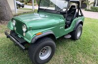 1973 Jeep CJ-5 for sale 101321327