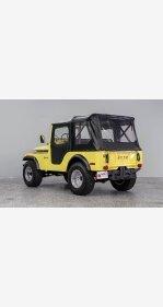 1973 Jeep CJ-5 for sale 101381636