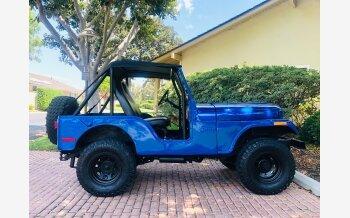 1973 Jeep CJ-5 for sale 101618564