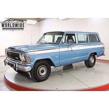 1973 Jeep Wagoneer for sale 101465895
