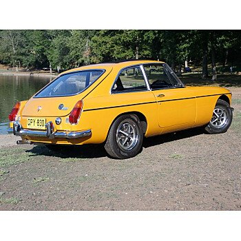1973 MG GT for sale 101369587