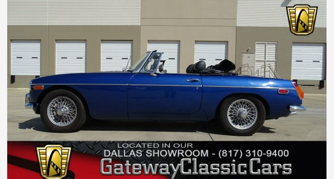 1973 MG MGB for sale 100969447