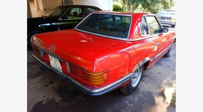 1973 Mercedes-Benz 450SL for sale 101356666