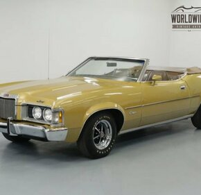 1973 Mercury Cougar for sale 101007143