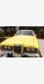 1973 Mercury Cougar for sale 101034074