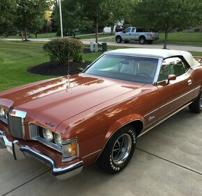 1973 Mercury Cougar XR7 for sale 101126786