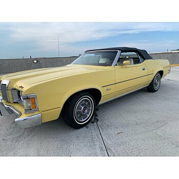 1973 Mercury Cougar for sale 101157362