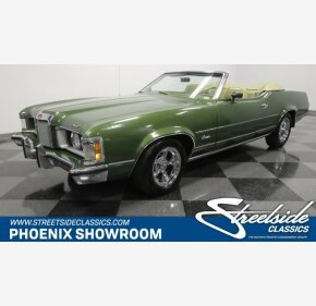 1973 Mercury Cougar for sale 101259018