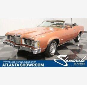 1973 Mercury Cougar for sale 101269092