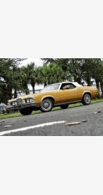 1973 Mercury Cougar for sale 101379310