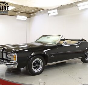 1973 Mercury Cougar for sale 101385066
