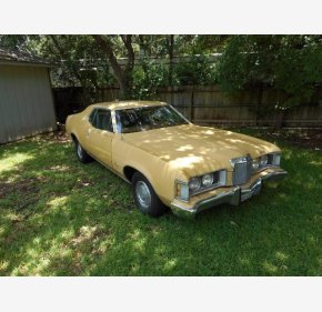 1973 Mercury Cougar for sale 101390851
