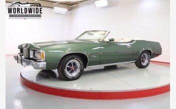 1973 Mercury Cougar for sale 101508578