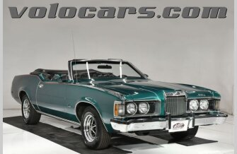 1973 Mercury Cougar for sale 101554540