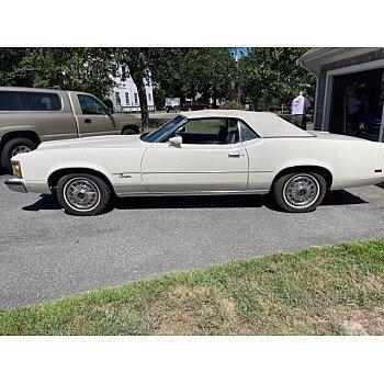 1973 Mercury Cougar for sale 101605045