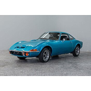 1973 Opel GT for sale 101385230