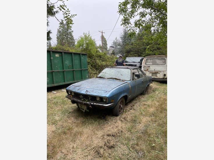 1973 Opel Manta for sale 101591213