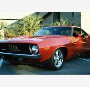 1973 Plymouth CUDA for sale 100943103