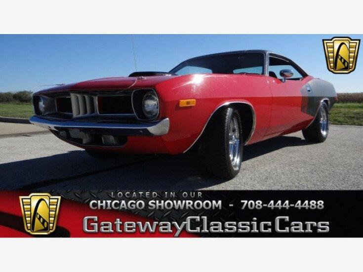 1973 Plymouth CUDA for sale near O Fallon, Illinois 62269