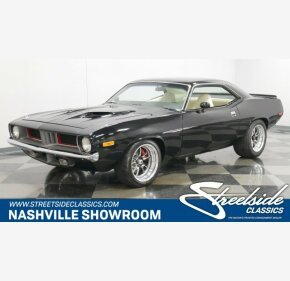 1973 Plymouth CUDA for sale 101232846
