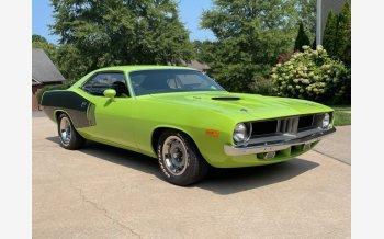 1973 Plymouth CUDA for sale 101600939