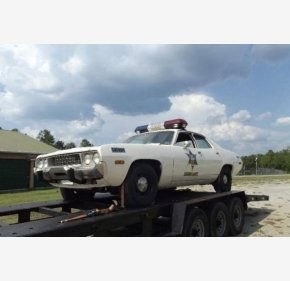 1973 Plymouth Satellite for sale 101054709