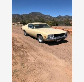 1973 Plymouth Satellite for sale 101324966