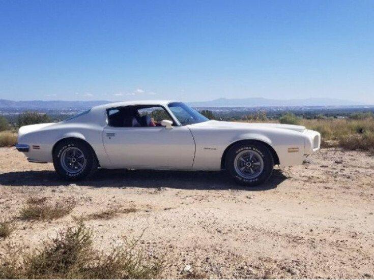 1973 Pontiac Firebird Formula for sale 101269121