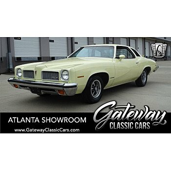 1973 Pontiac Le Mans for sale 101290415