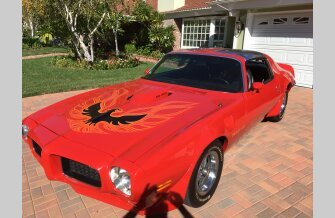 1973 Pontiac Trans Am for sale 101438237