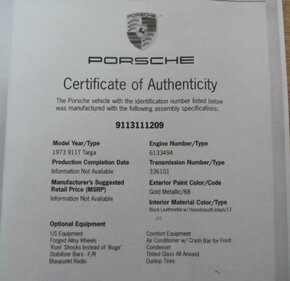 1973 Porsche 911 for sale 101482861