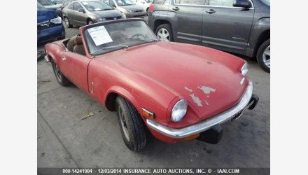 1973 Triumph Spitfire for sale 101016255