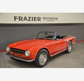 1973 Triumph TR6 for sale 101375660