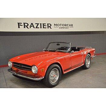 1973 Triumph TR6 for sale 101375660