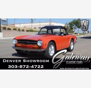 1973 Triumph TR6 for sale 101390335