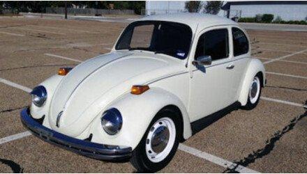 1973 Volkswagen Beetle Classics for Sale - Classics on