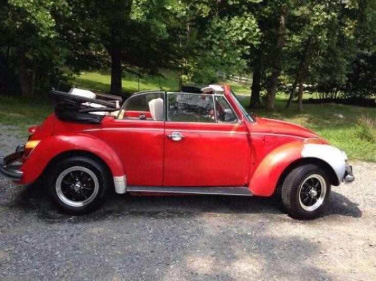 1973 Volkswagen Beetle Convertible for sale 100919054