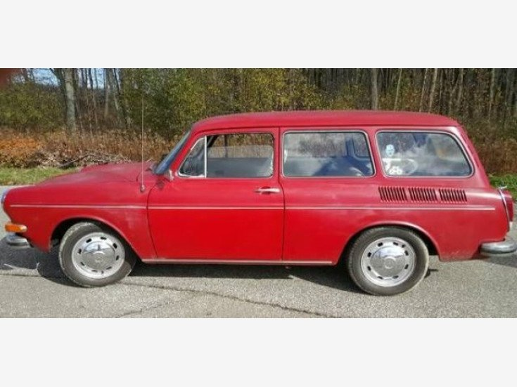 1973 Volkswagen Squareback for sale near Cadillac, Michigan