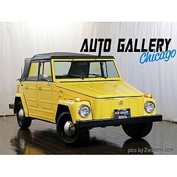 1973 Volkswagen Thing for sale 101108764