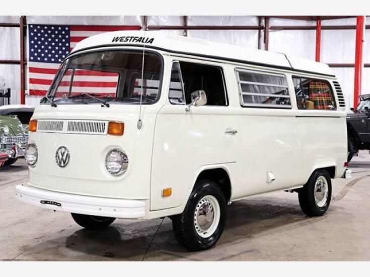 1973 Volkswagen Vans