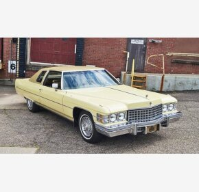 1974 Cadillac Calais for sale 101215508