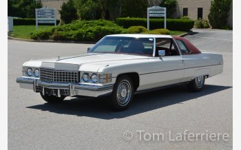 1974 Cadillac De Ville for sale 101171146