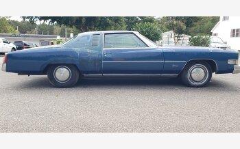 1974 Cadillac Eldorado Coupe for sale 101619634