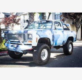 1974 Chevrolet Blazer for sale 101233636
