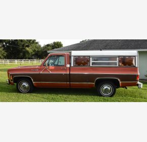1974 Chevrolet C/K Truck Cheyenne Super for sale 101228848