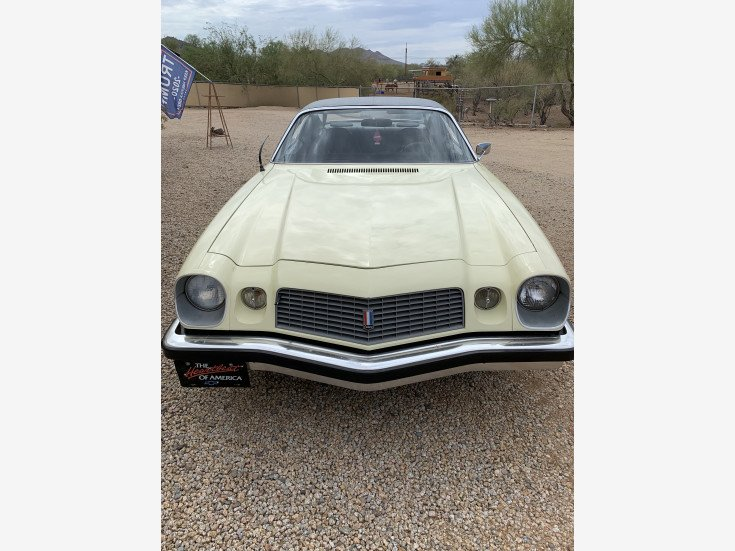 1974 Chevrolet Camaro Coupe for sale 101546391
