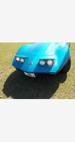 1974 Chevrolet Corvette Convertible for sale 100982173