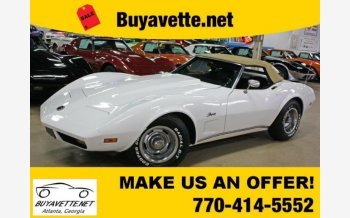 1974 Chevrolet Corvette for sale 101193857