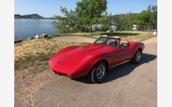 1974 Chevrolet Corvette Convertible for sale 101222411