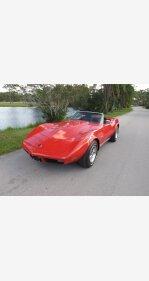 1974 Chevrolet Corvette Convertible for sale 101407159